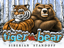 Tiger Vs Bear в казино Вулкан