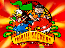 Thrill Seekers в онлайн-казино Вулкан